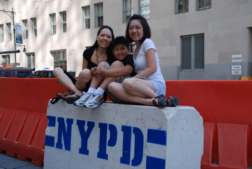 NYC NYPD!