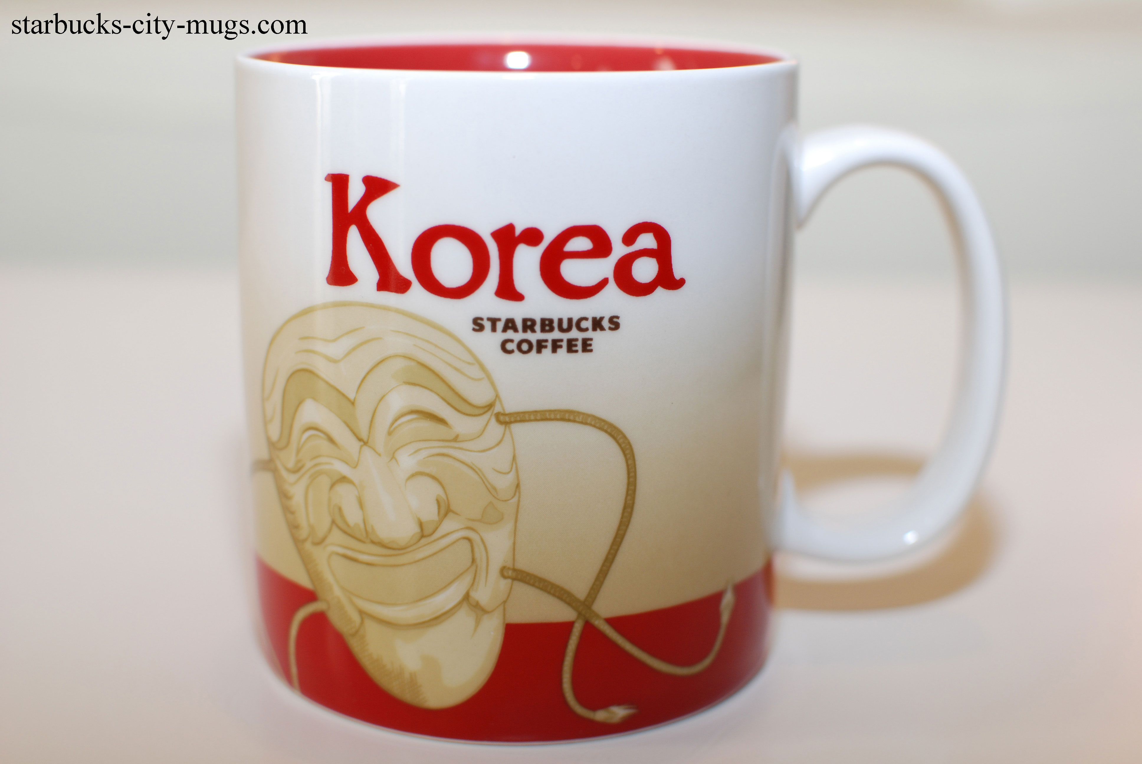 Korea | Starbucks City Mugs