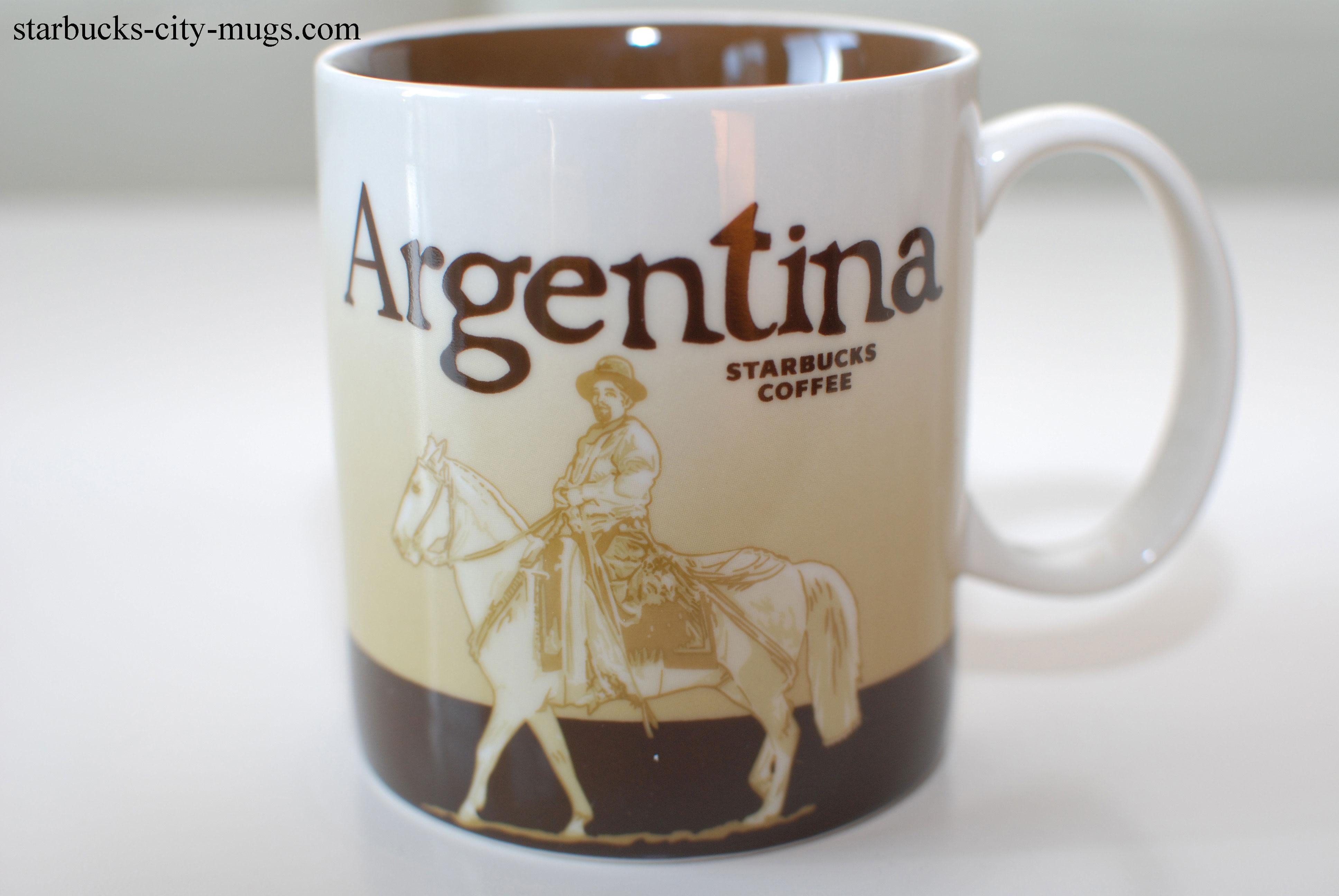 Best Coffee Mugs Argentina Starbucks City Mugs
