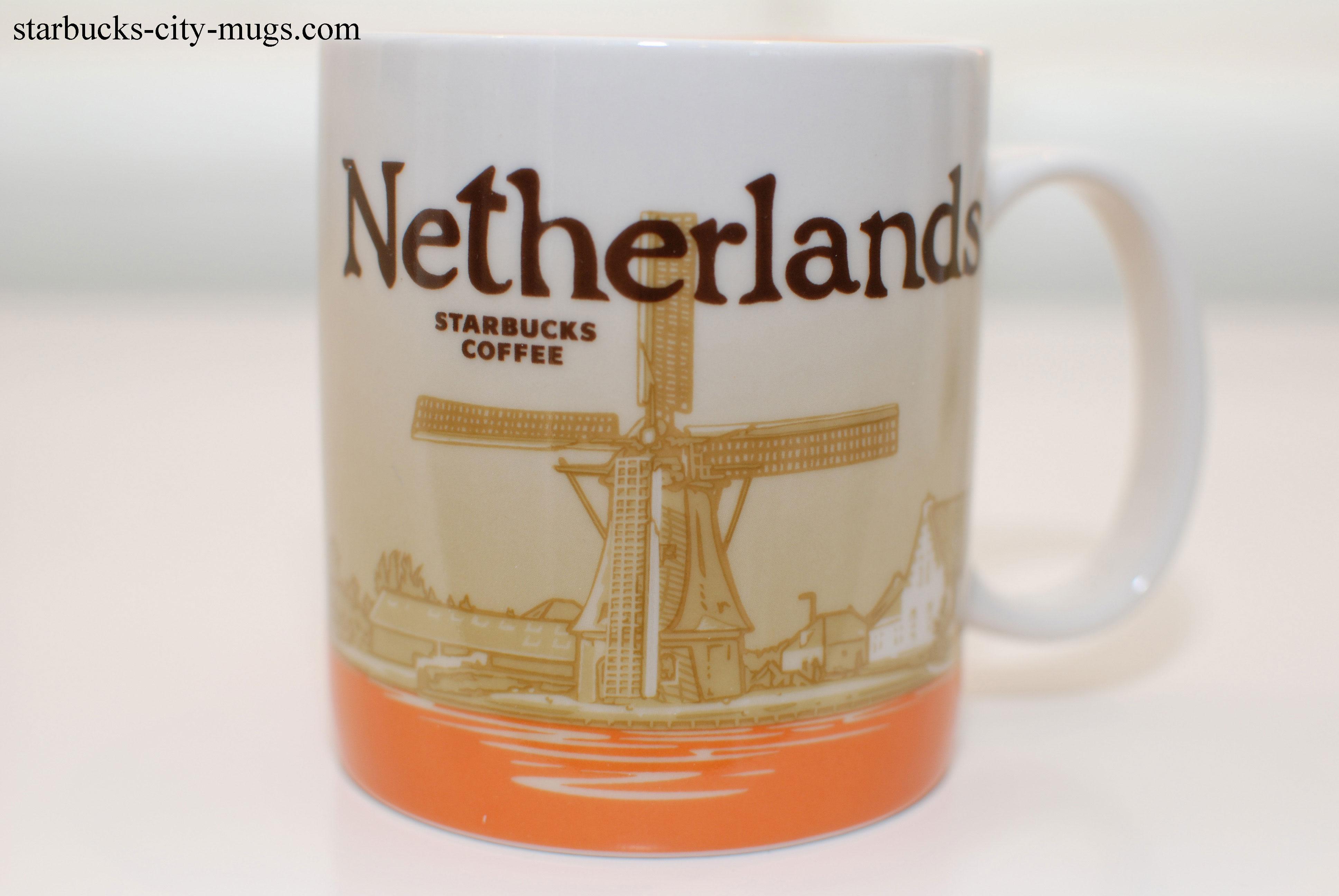 Netherlands IconStarbucks Netherlands Mugs IconStarbucks City vmnN08w