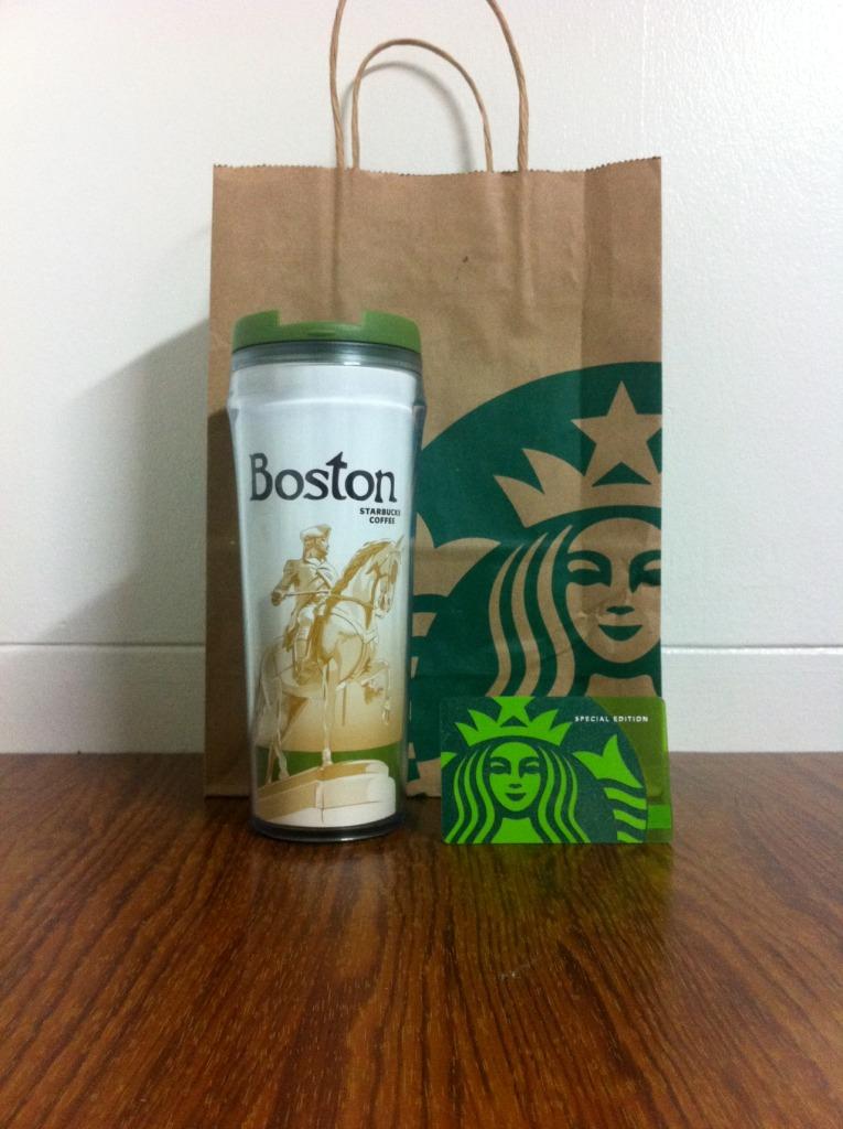 Boston Tumbler