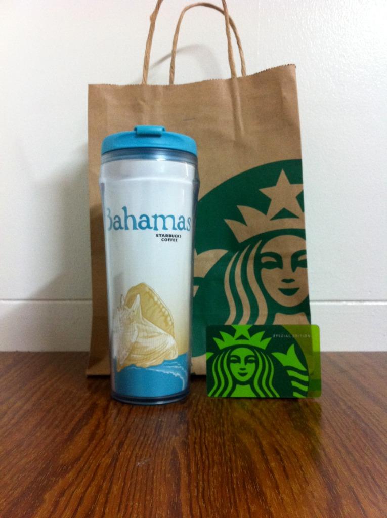 Bahamas Tumbler