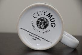 City Mug Collector Series 2007-Taiwan