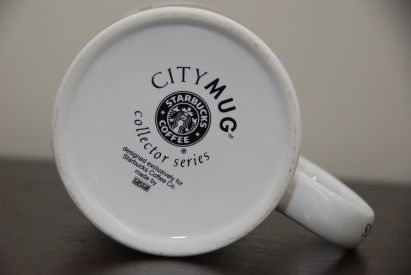 City Mug Collector Series by Rastal