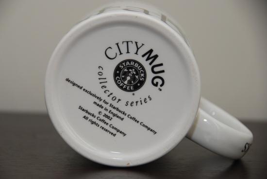 City Mug Collector Series 2002