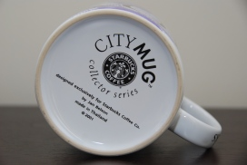 City Mug Collector Series by Jan Belson 2001