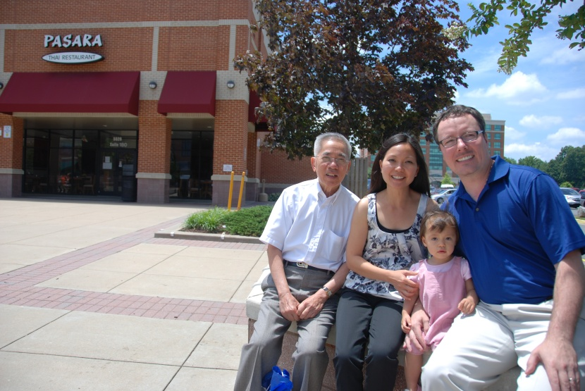 Father's Day in Kingstowne