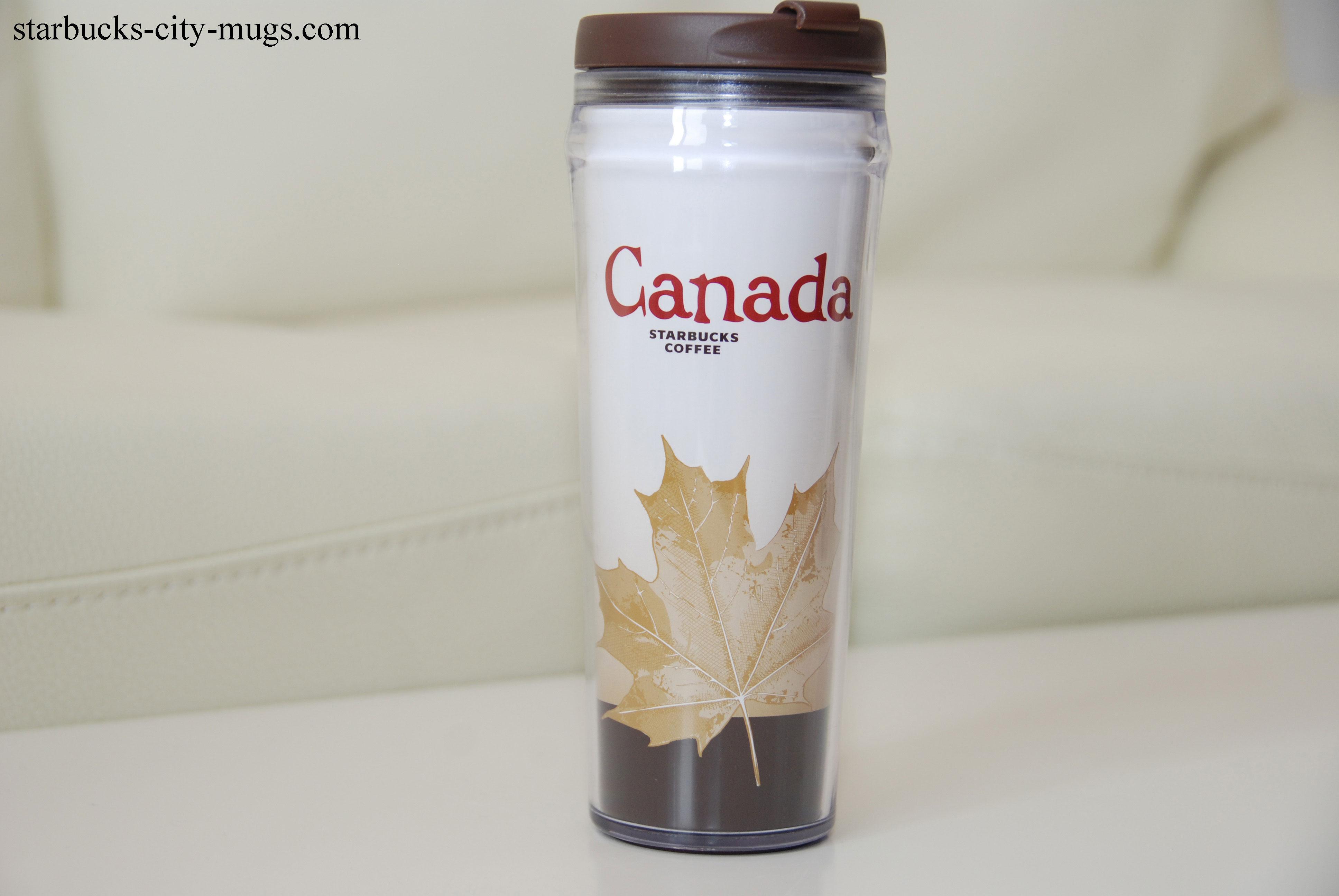 Canada Tumbler Starbucks City Mugs