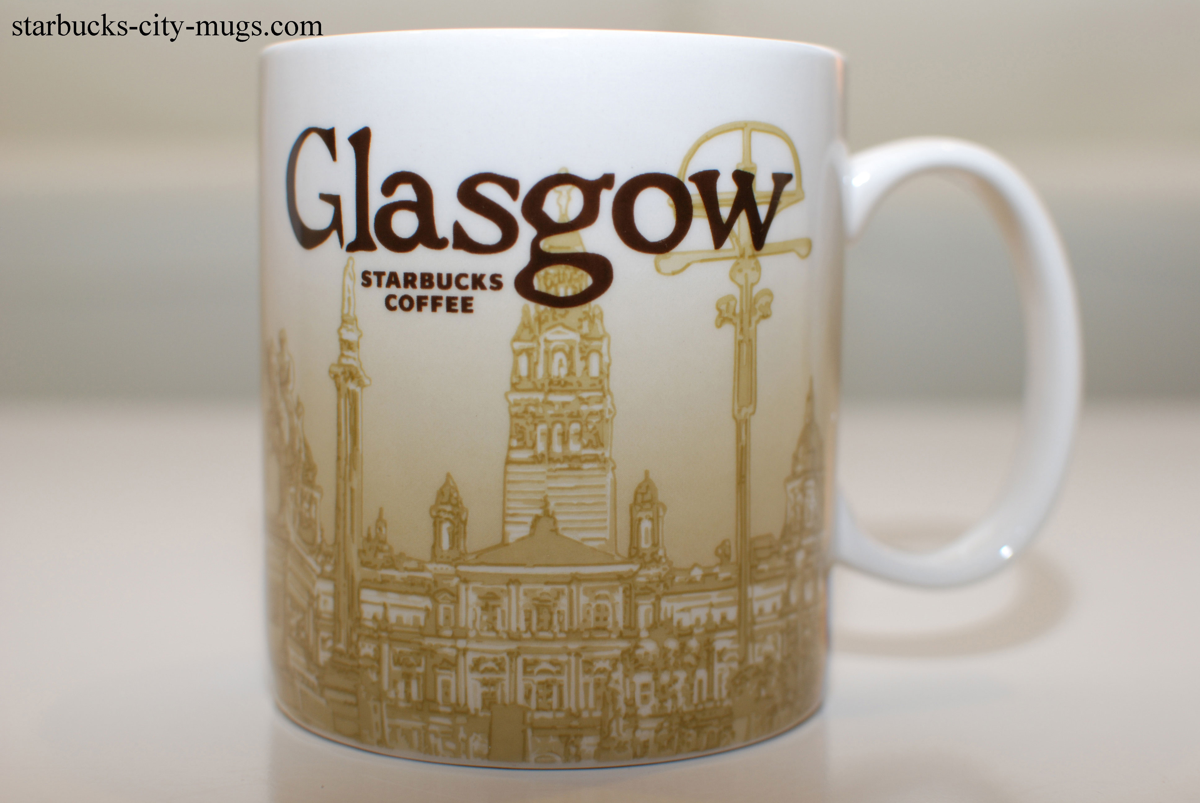 Glasgow | Starbucks City Mugs