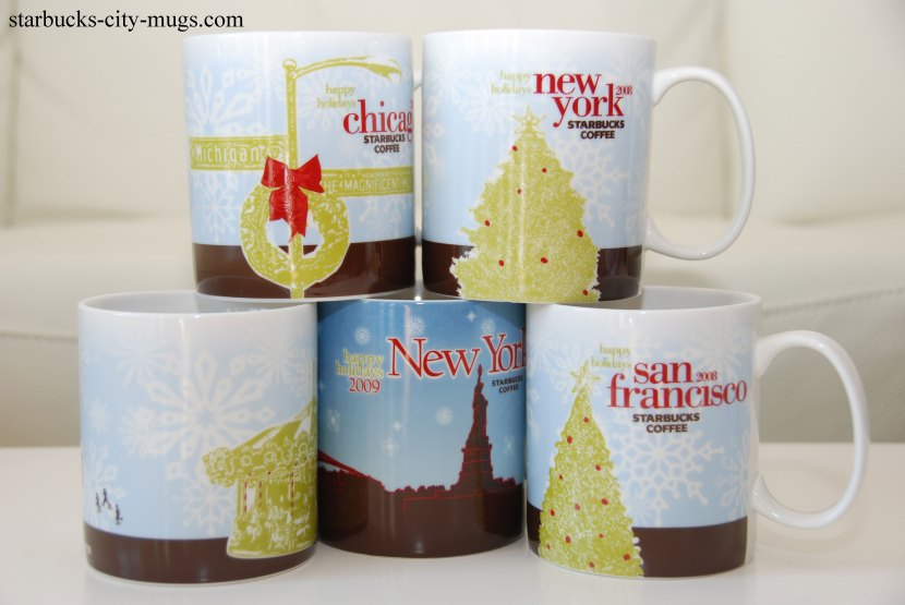 Holiday mug shot
