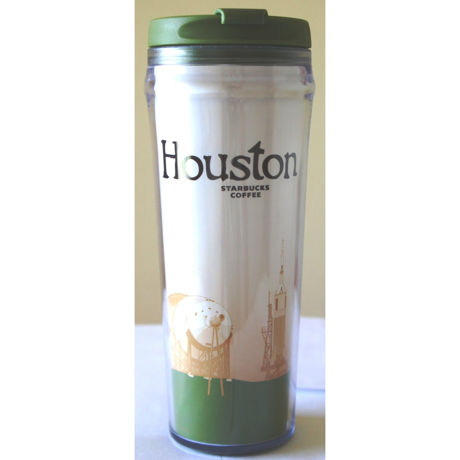 Houston Tumbler | Starbucks City Mugs