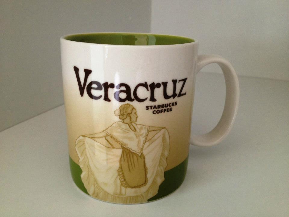 Las Vegas 94 >> MEXICO ICONS   Starbucks City Mugs