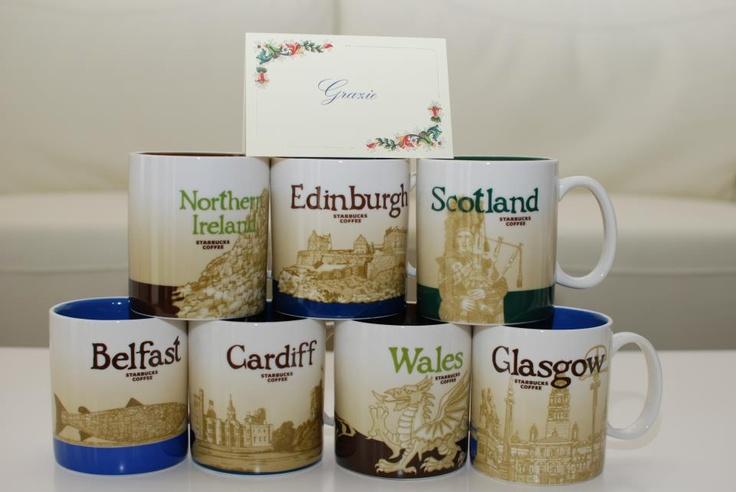 Miel's UK mugs