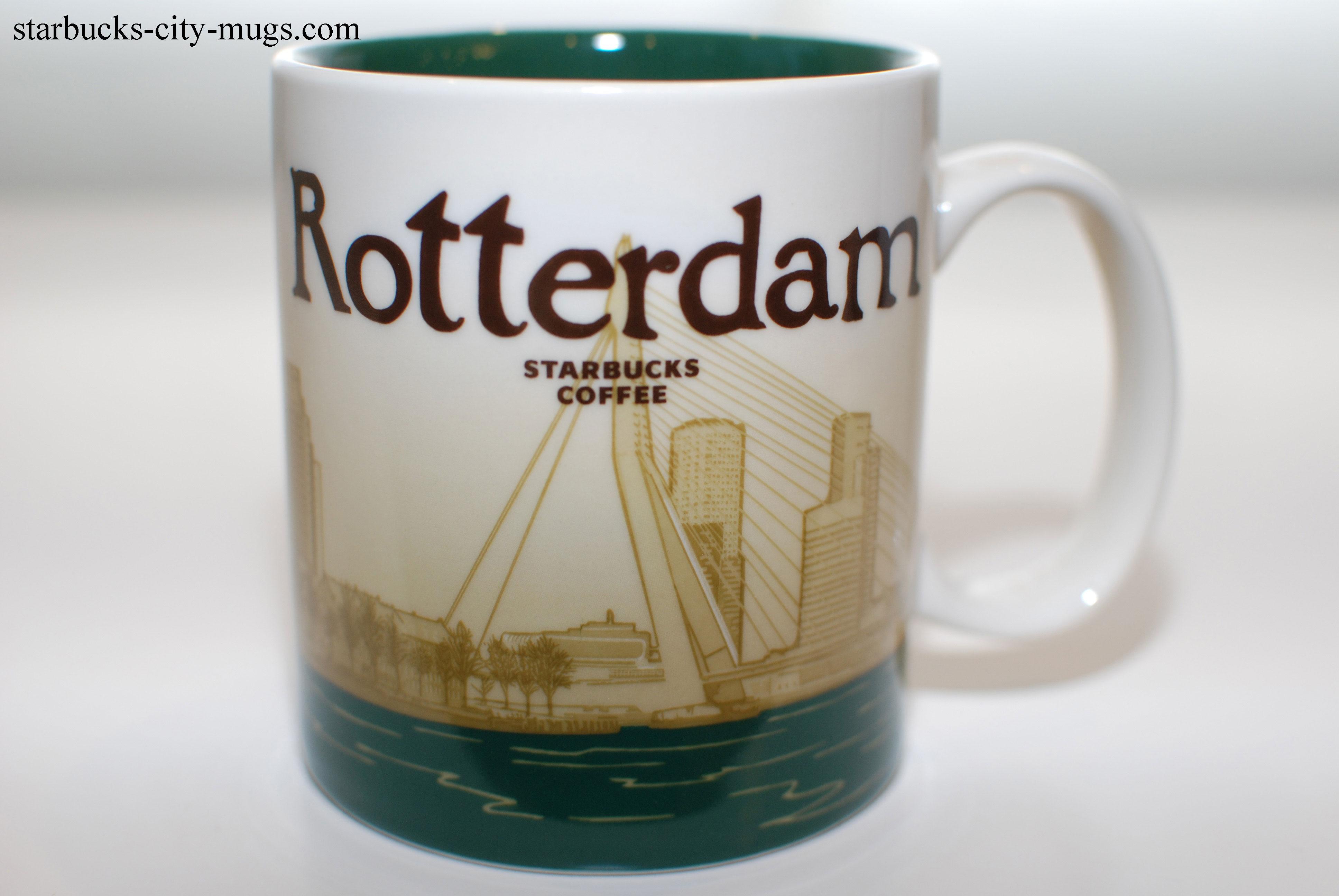 Rotterdam Starbucks City Mugs