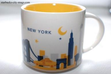 YOU ARE HERE – USA | Starbucks City Mugs