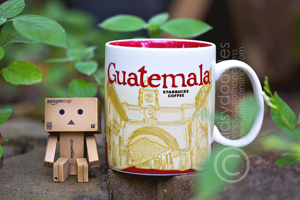 Guatemalan Coffee Starbucks