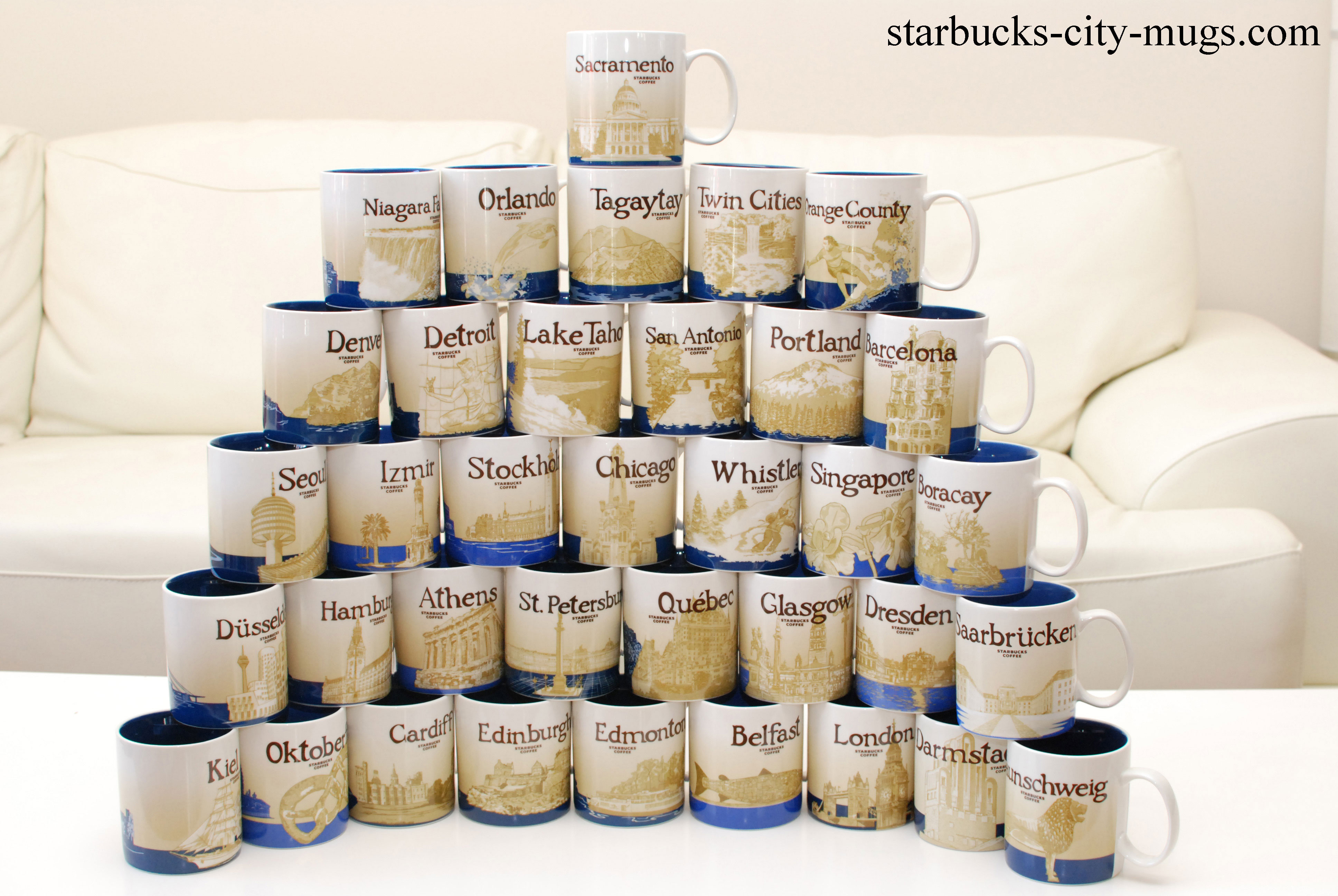 blue mugs 1 Image Result For Starbuck Tumblers