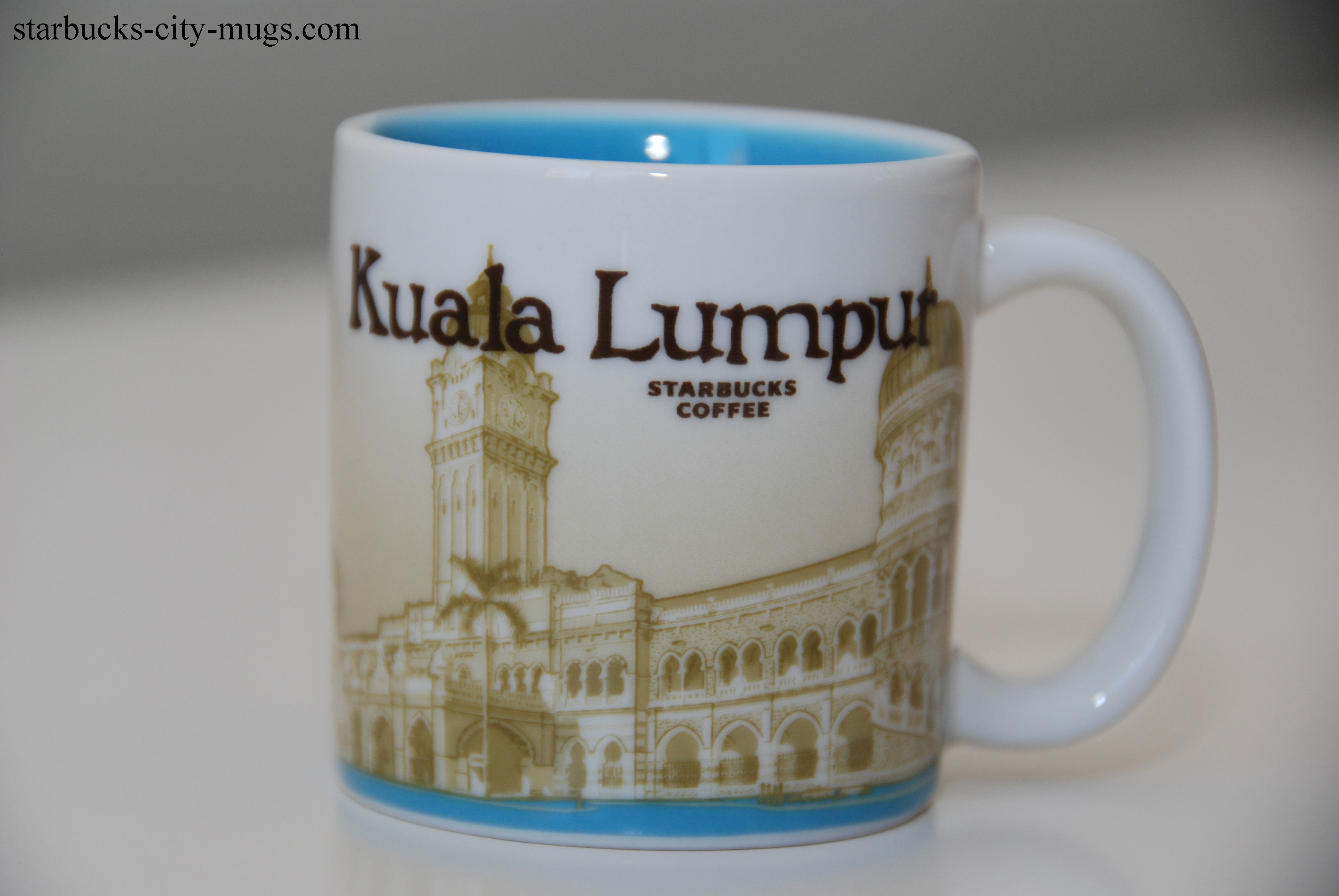 Malaysia Icons Starbucks City Mugs