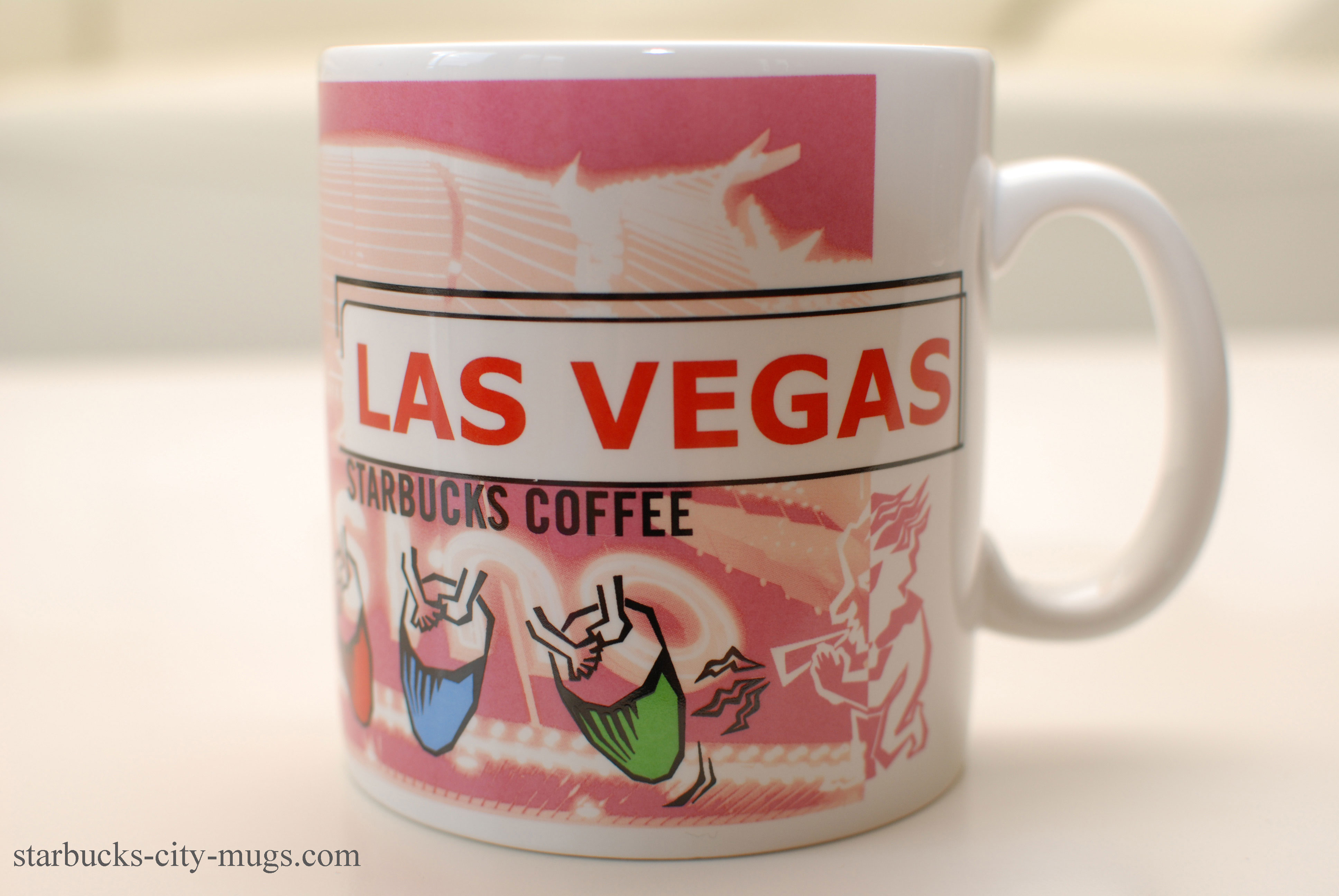 STARBUCKS LAS VEGAS You Are Here Mug Brand new in box - $ STARBUCKS Las Vegas You Are Here Mug Collection Brand new in box 14oz