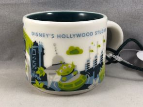 hollywood studios ornament