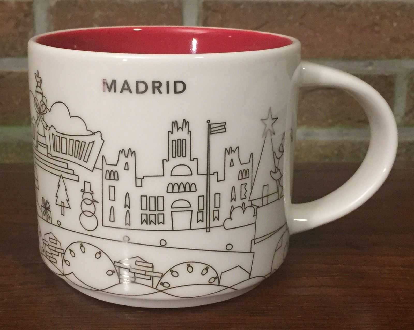 Las Vegas 94 >> SPAIN- YAHs   Starbucks City Mugs