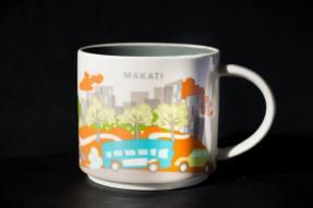 You Are Here International Starbucks City Mugs