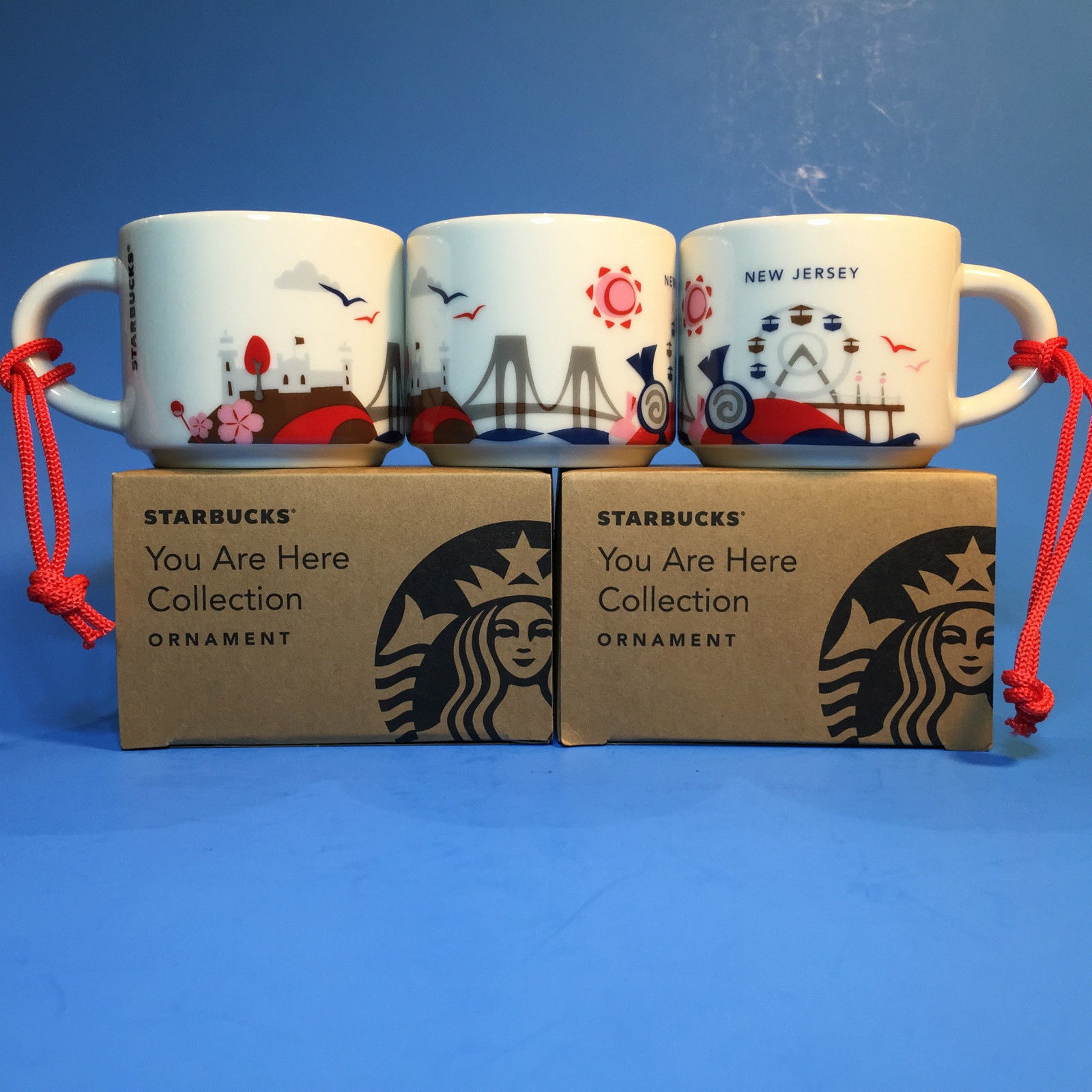 Starbucks Dallas Travel Mug