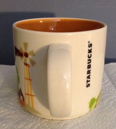 Salt Lake City Mugs Starbucks You Are Here